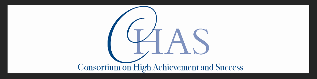 Consortium on High Achievement and Success