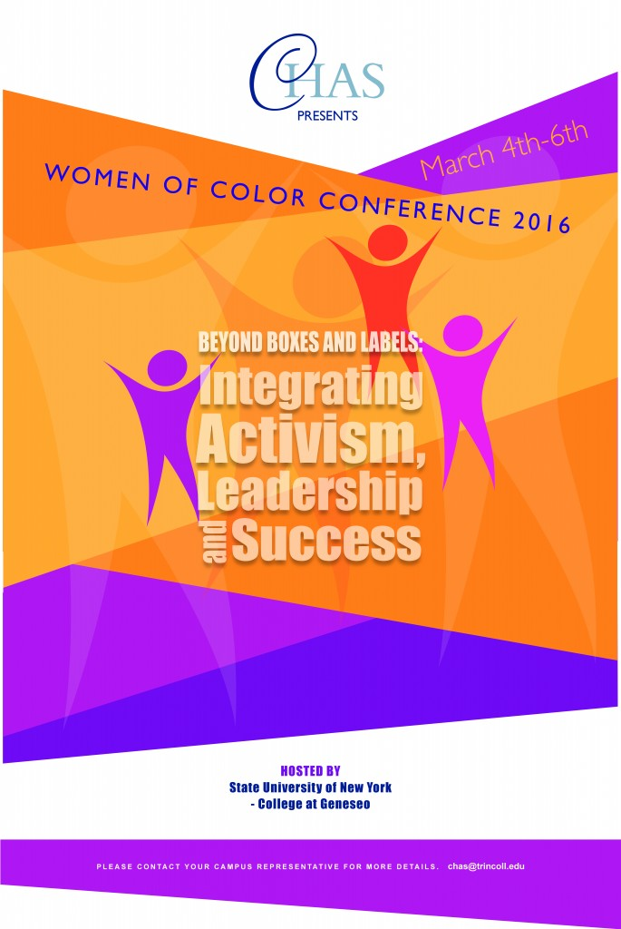 Consortium on High Achievement and Success CHAS Women of Color Conference 2016