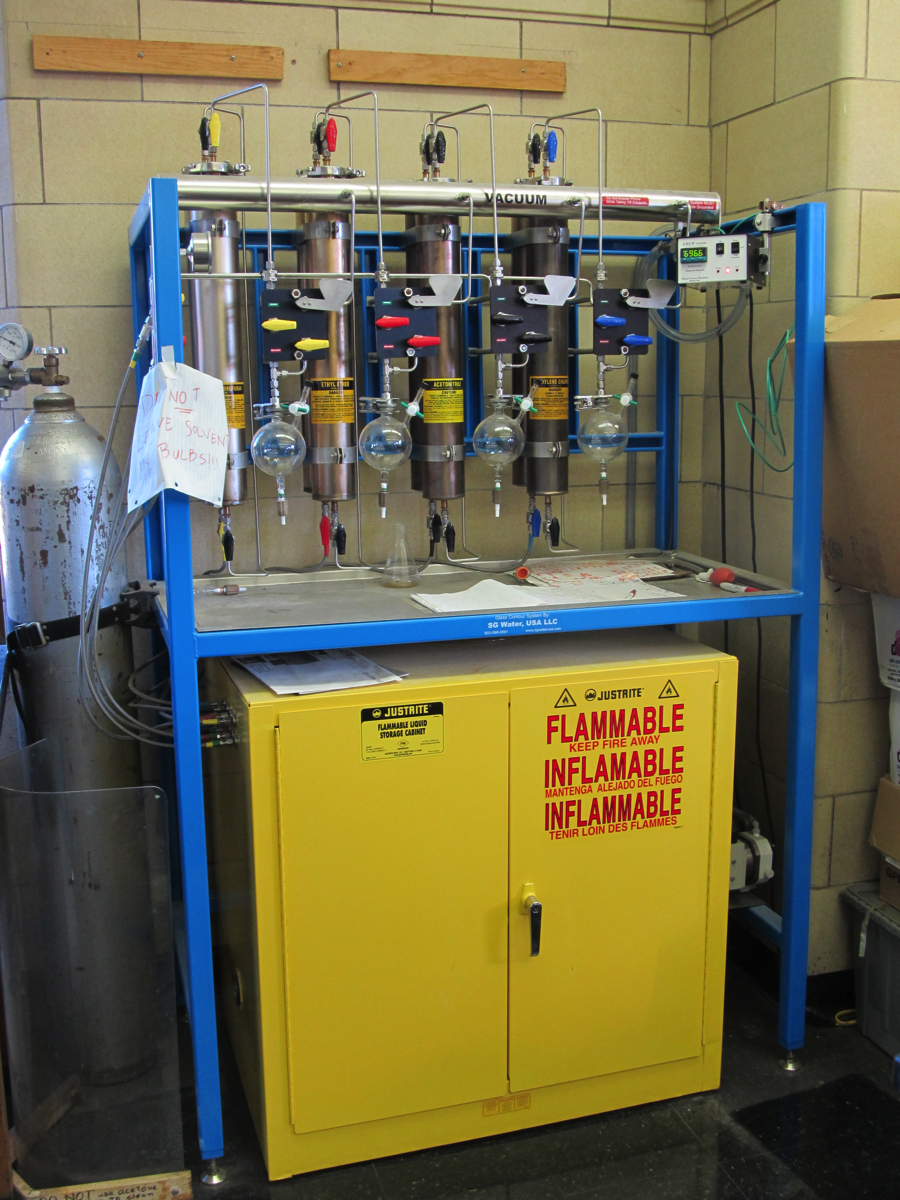 Automatic Chemical Dispensers ~ Solvent dispenser system automatic soap