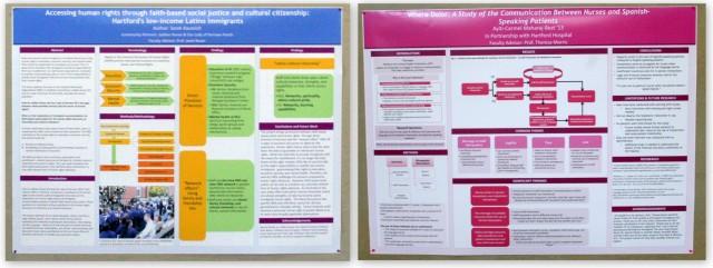 poster board presentation template