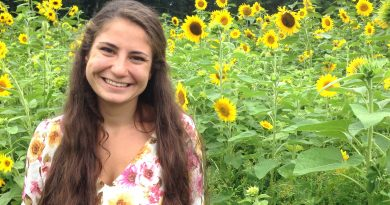 """Appreciating the Joy and Community of Hartford"": Vianna Iorio '19 Answers Five Questions about Community Learning"