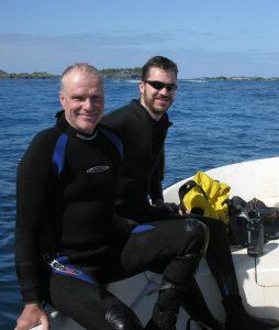 Craig W. Schneider (L) & Christopher E. Lane (R)