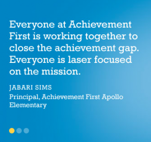 Source: Achievement First Website (http://www.achievementfirst.org/our-approach/achievement-gap-and-mission/)