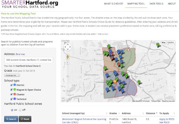 Cick to explore the beta version of SmarterHartford.org.