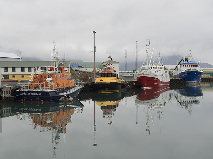 Höfn harbor