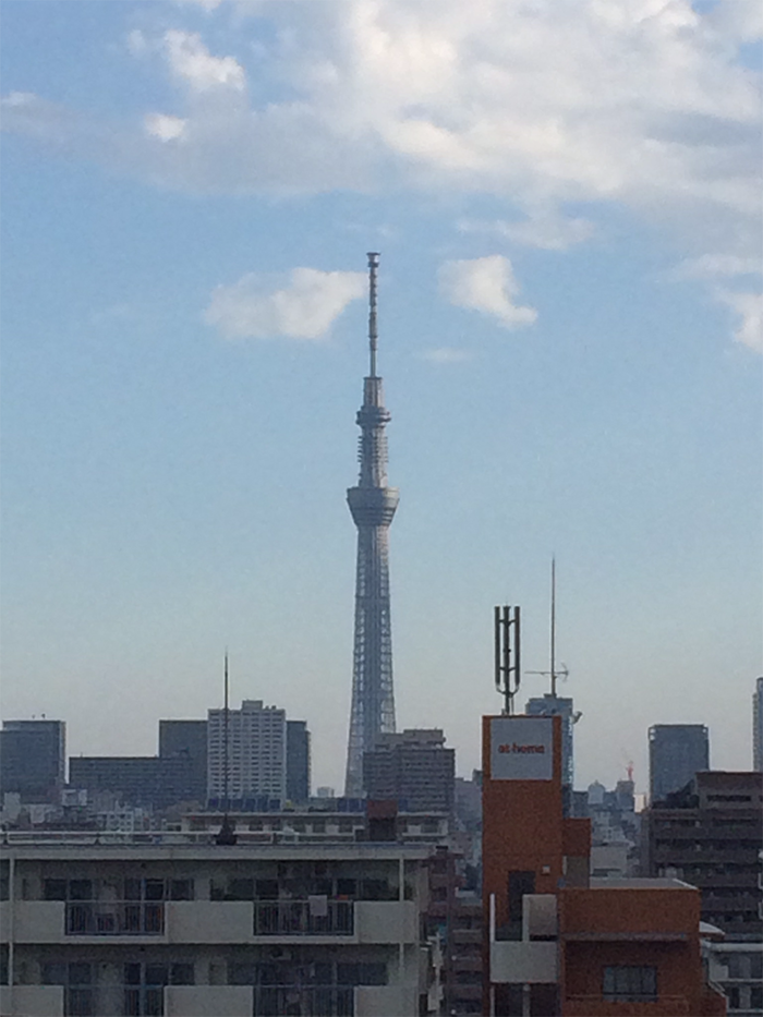 The Tokyo Sky Tower