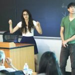 Trinity College - Summer Science Research Program - July 19, 2016