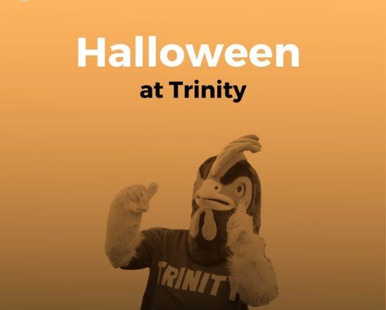 All Hallows Eve @ TrinColl