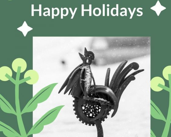 Happy Holiday from TrinColl