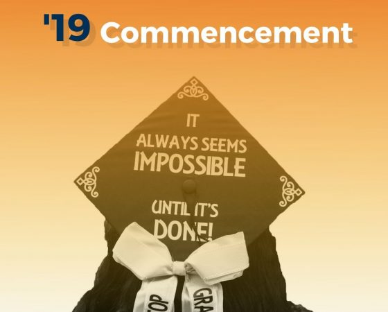 Songs of #TrinColl2019 Commencement
