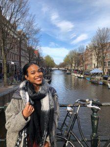 Montalvo in Amsterdam