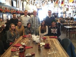 Trinity German Club Goes to Boston for Talk by Uwe Timm