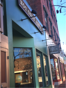 Not Only Juice store front, Main Street Willimantic