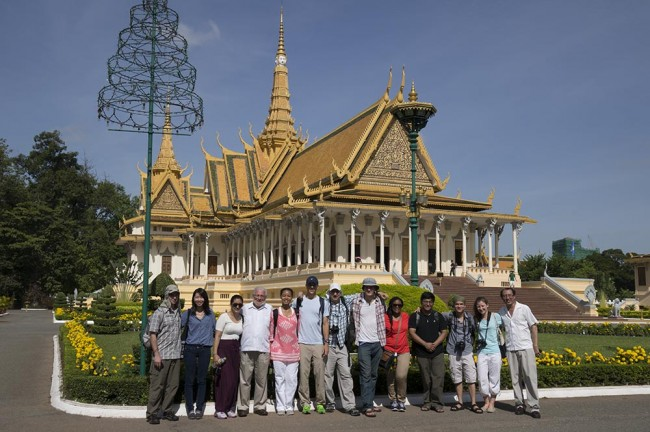 History department in Cambodia