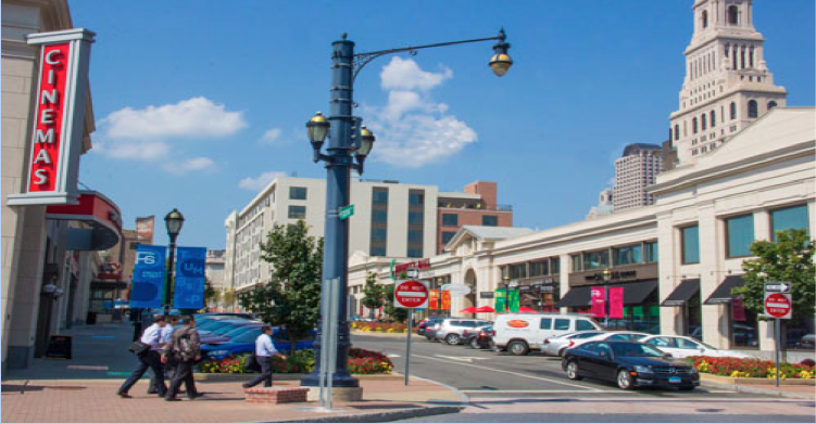 Image of Front Street (CTconventions.com)