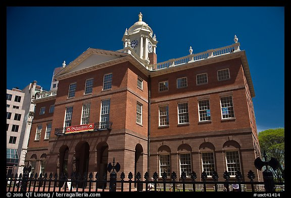 Old State House, 1796. Hartford, Connecticut, USA
