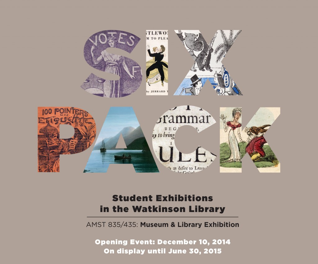 Watkinson Student Exhibition 2-2