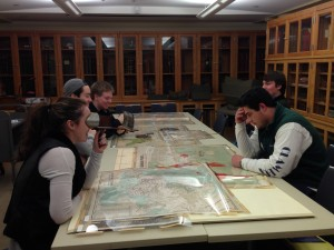 Downton class Maps and posters in Watkinson