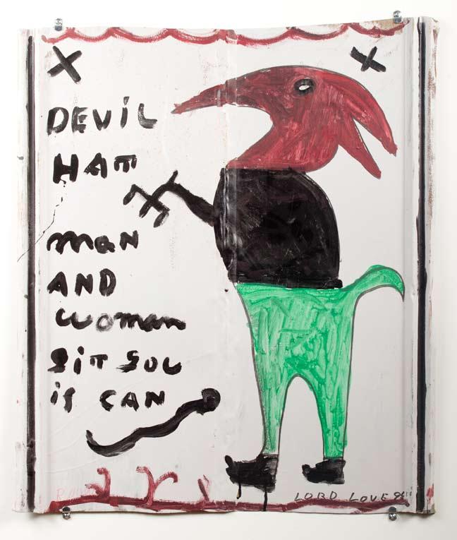 Devil Ham R. A. Miller  (1912-2006)