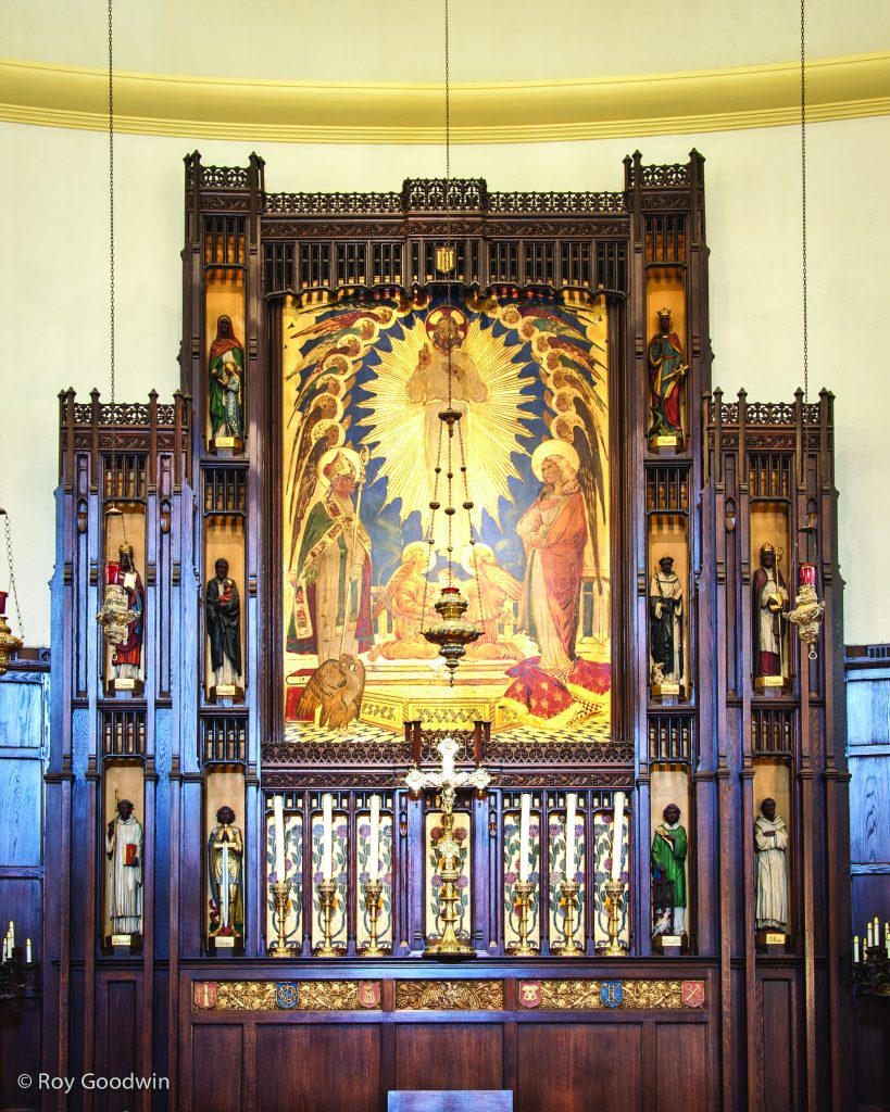 Goodwin High Altar Reredos