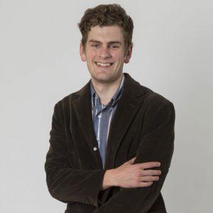 Michael A. Moraski '72 Memorial Scholar Ian Robinson '16
