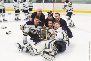 S16 Athletics men's hockey