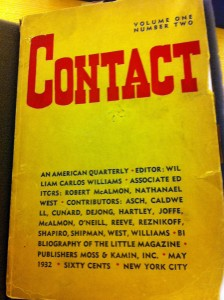 contact front cover