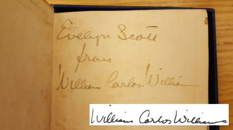 I Found It At The Watkinson Blog Archive William Carlos