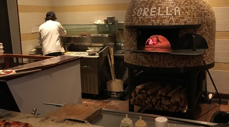 Sorella offers Italian comfort with a lively atmosphere