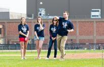 Trinity Baseball Team to Hold Spikeball Fundraiser