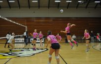 Volleyball Looks to Finish Season with Winning Record