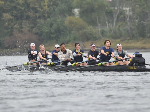 First Boats Perform Well at Riverfront Plaza Race