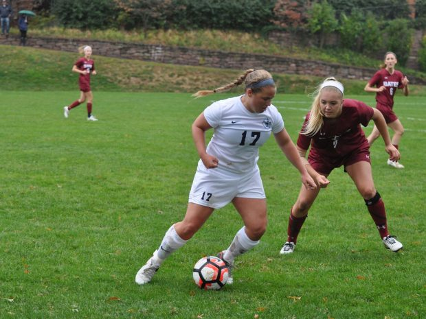 Women's Soccer Stays Hot with Win Against Eastern