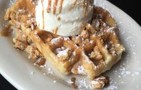 Restaurant Review: The Sloppy Waffle