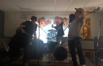 Who the FUNK Are the Knutsons? Campus Band Opens Up