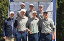 Men's Golf Wins at New York University Invitational