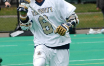 Men's Lacrosse Loses Against Babson and Bowdoin