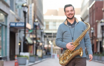 Trinity Sax Instructor Releases Hartford-Inspired Album