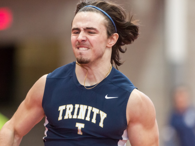 Men's Track & Field Takes 9th Place at Conn. College