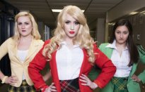 Heathers Premieres at Trinity: Review