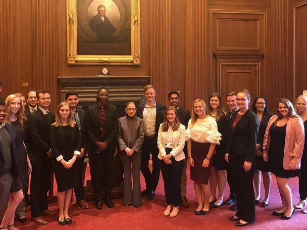 Student Reflections on a Semester Away in Washington D.C.