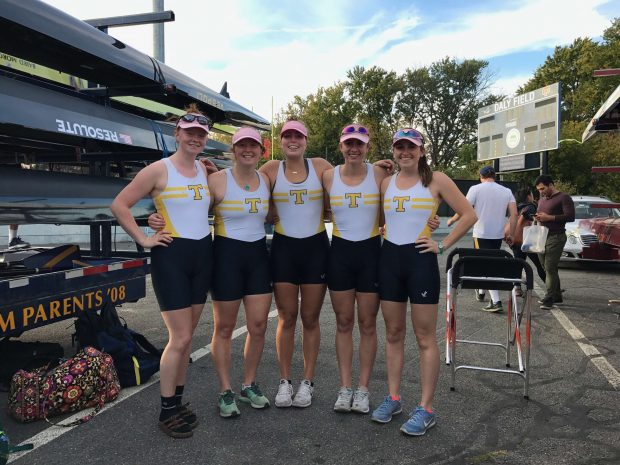 Bantams Build on a Successful Fall Rowing Season