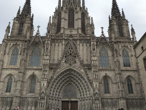Trinity in Barcelona Students Mugged