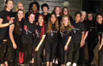 The Vagina Monologues Performed on Campus
