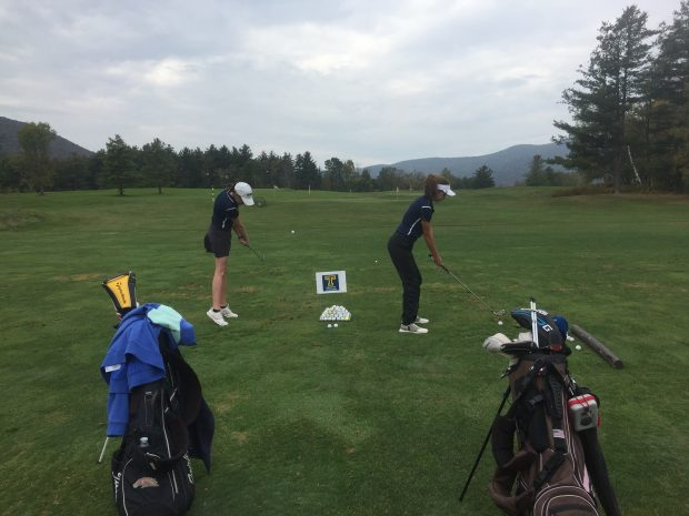 Women's Golf Becomes Trinity's 30th Varsity Sport