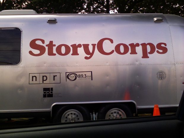 StoryCorps Comes to Trinity This Fall. Aims at Bridging Divides Through Discussion