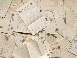 ww I letters