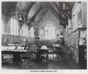 Library in Williams