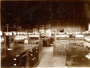 Jarvis Laboratory interior undated