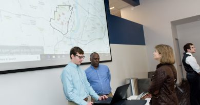 Student Spotlight: Garret Forst '19 on Working on the 500 Cities Data Challenge, A Collaboration Between The Liberal Arts Action Lab and The Connecticut Data Collaborative